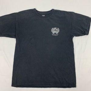 Vans Men's Black T Shirt. Size Large.